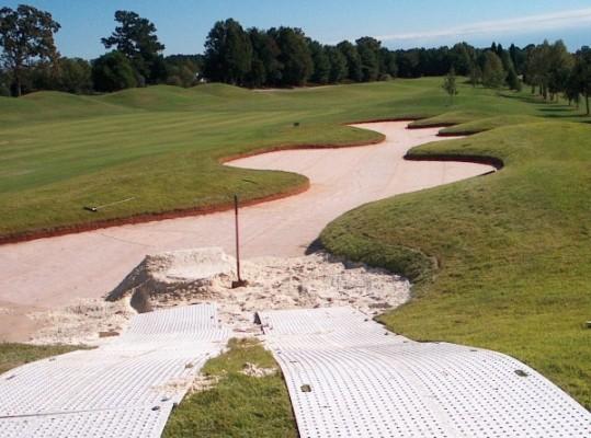 LibertyMat on Golf Course