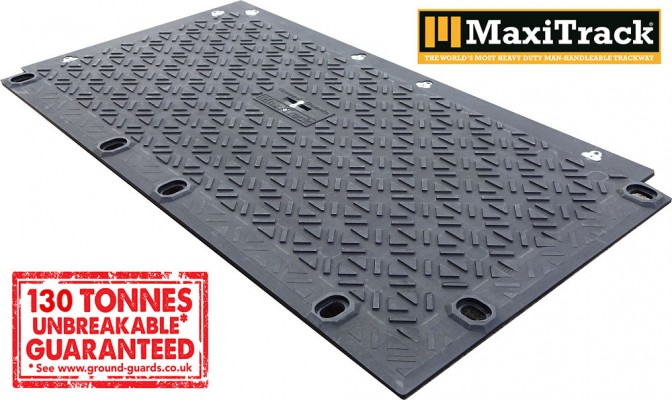 MaxiTrack with warranty