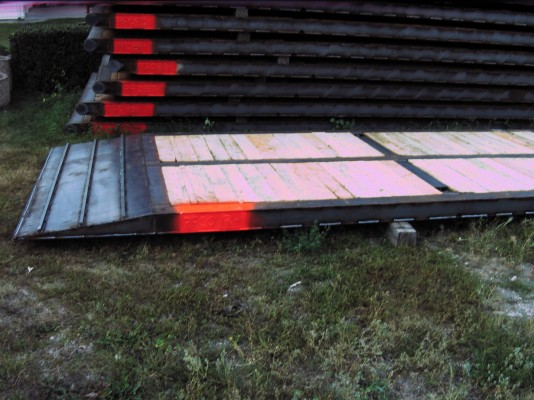 Rig Mat - 40' with ramp